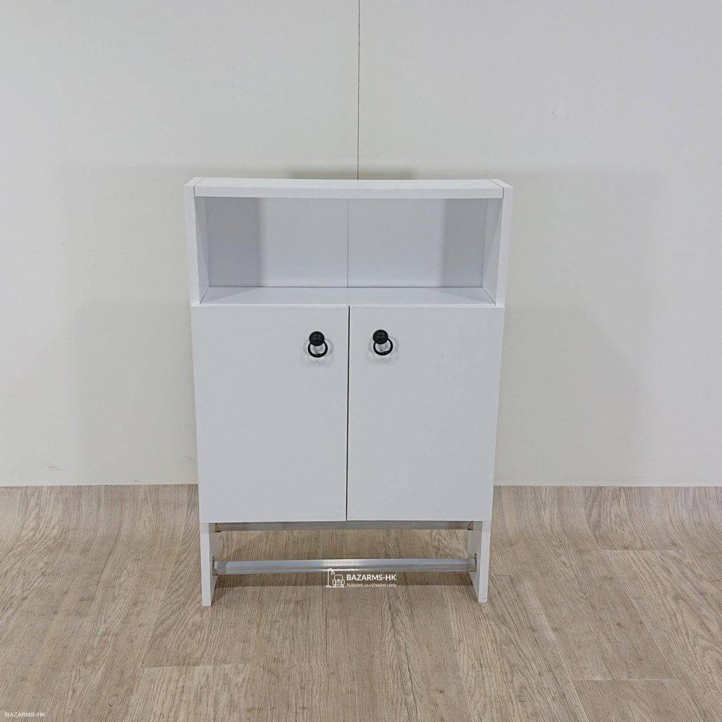 Bílá koupelnová skříňka Bathroom Cabinet