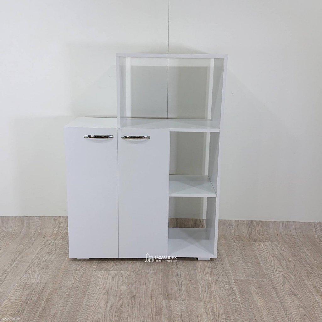 Bílá kuchyňská skřínka Perfecto