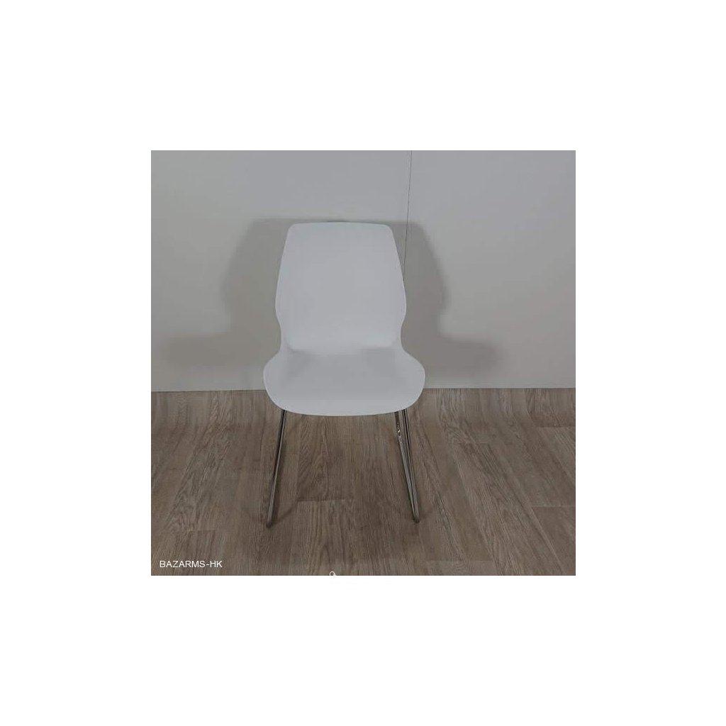 Bílá židle House Nordic Sola