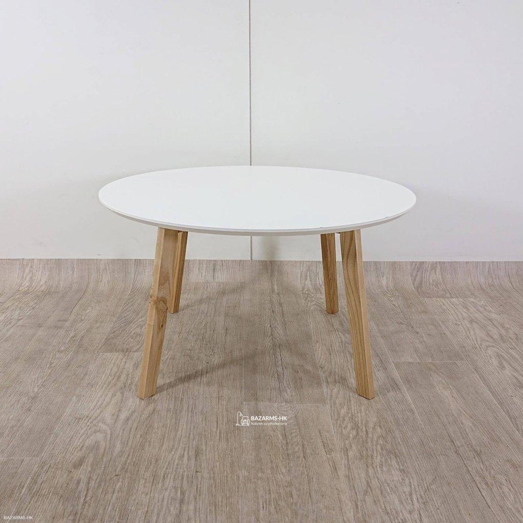 Bílý konferenční stolek Actona Molina