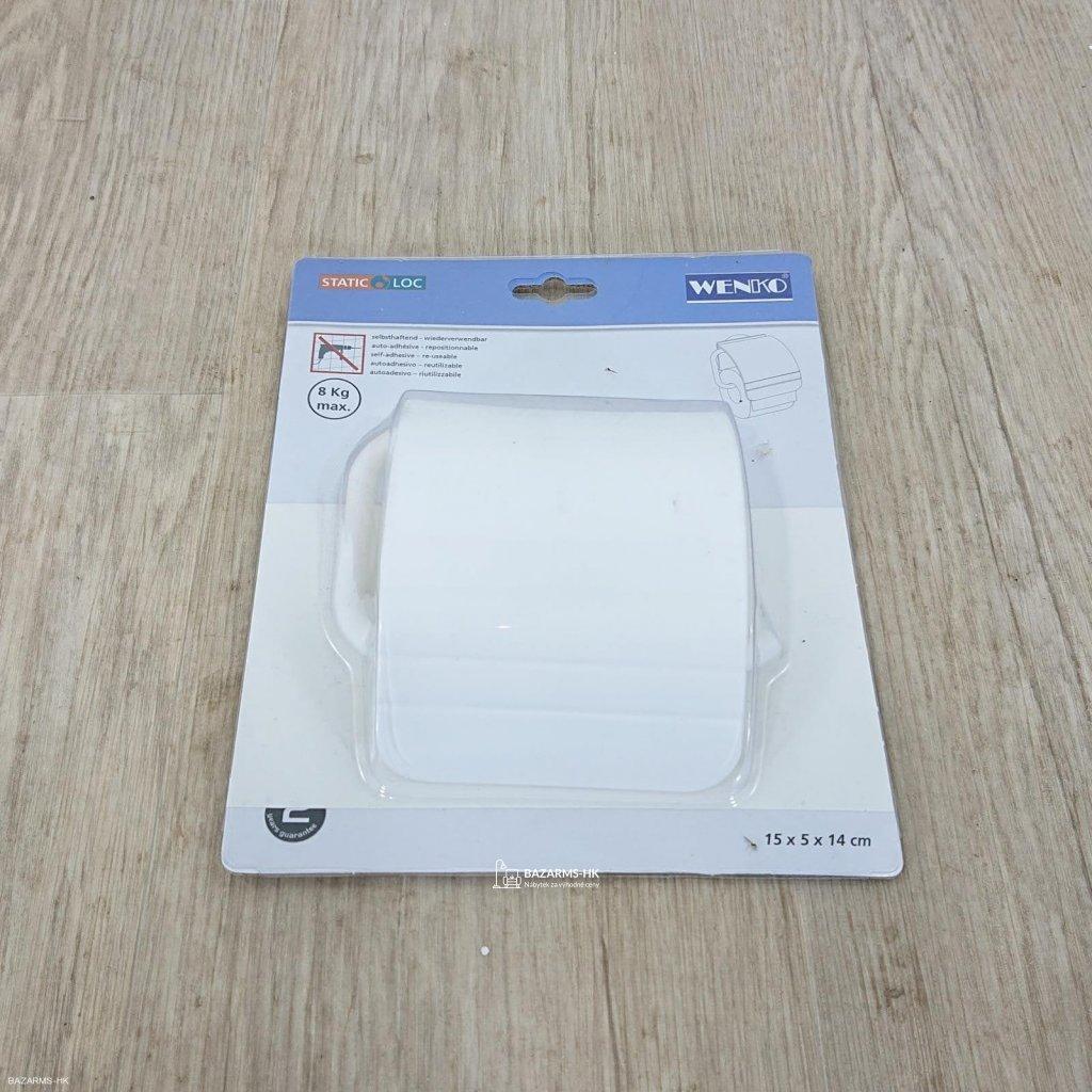 Držák na toaletní papír Wenko Static-Loc