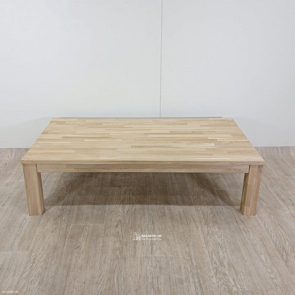 Dubový konferenční stolek WOOOD Largo