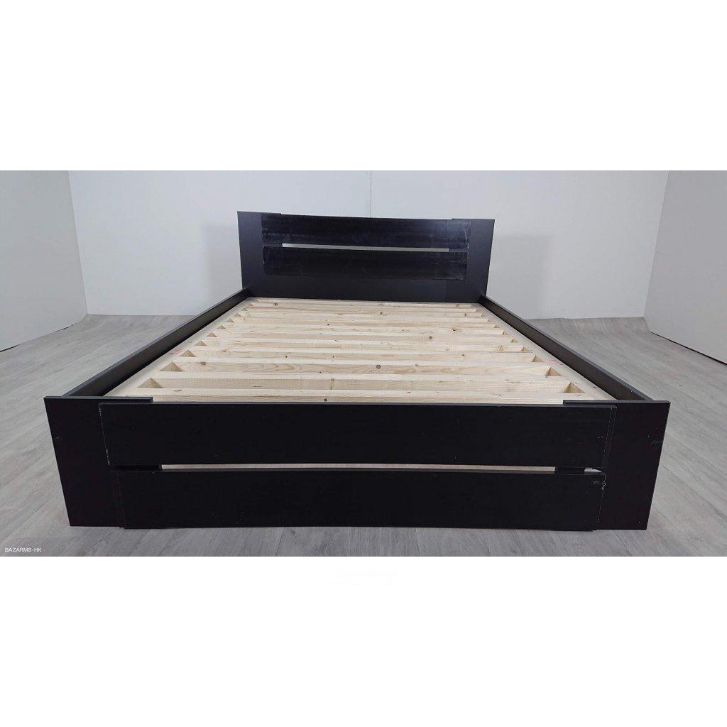 Dvoulůžková postel Parisot Arlette 140 x