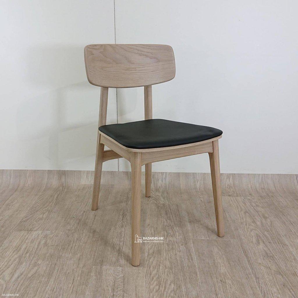 Jídelní židle ze dřeva bílého dubu Uniqu