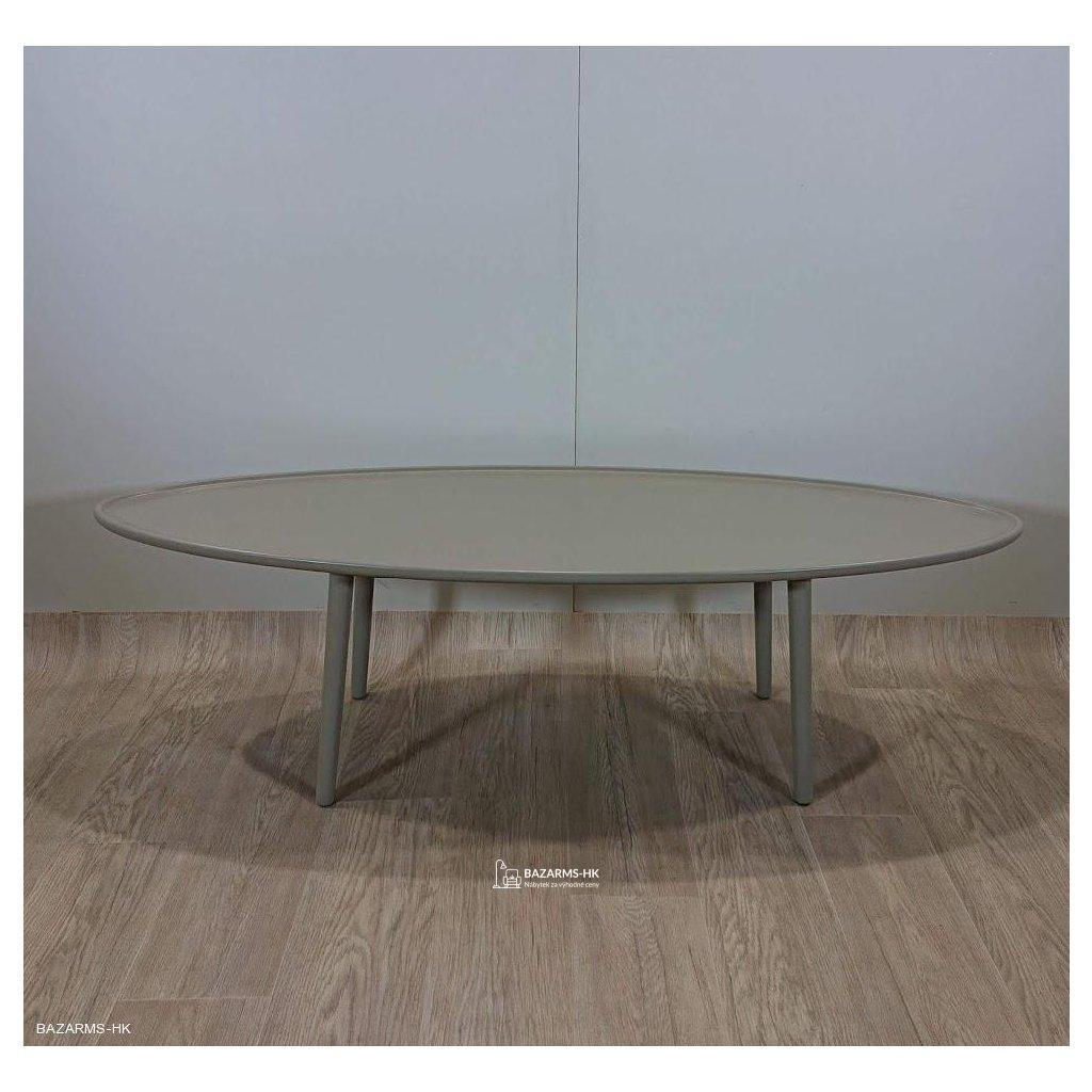 Konferenční stolek Love Coffee Grey