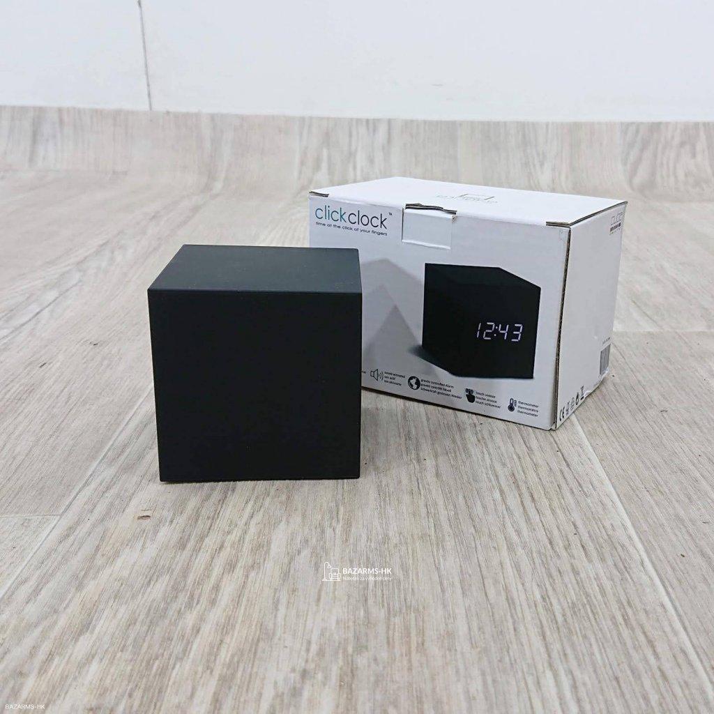 LED budík Gingko Gravitry Cube