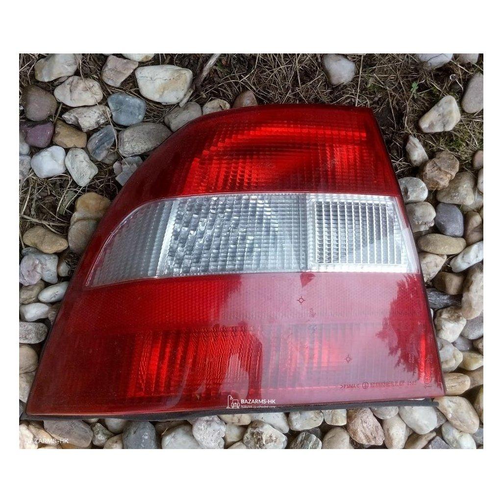 Levé zadní světlo Opel Vectra B Sedan