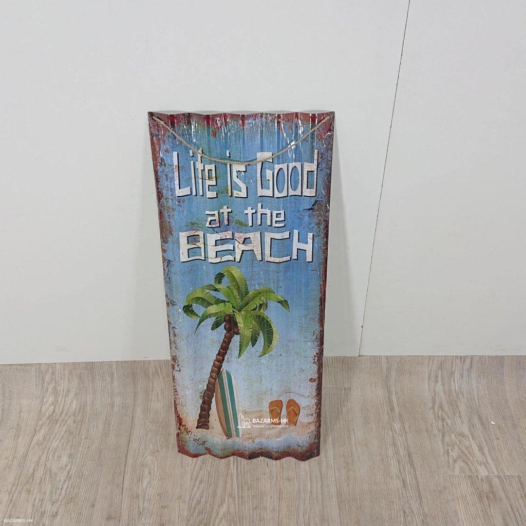 Nástěnná dekorace Beach Wave Kare Design