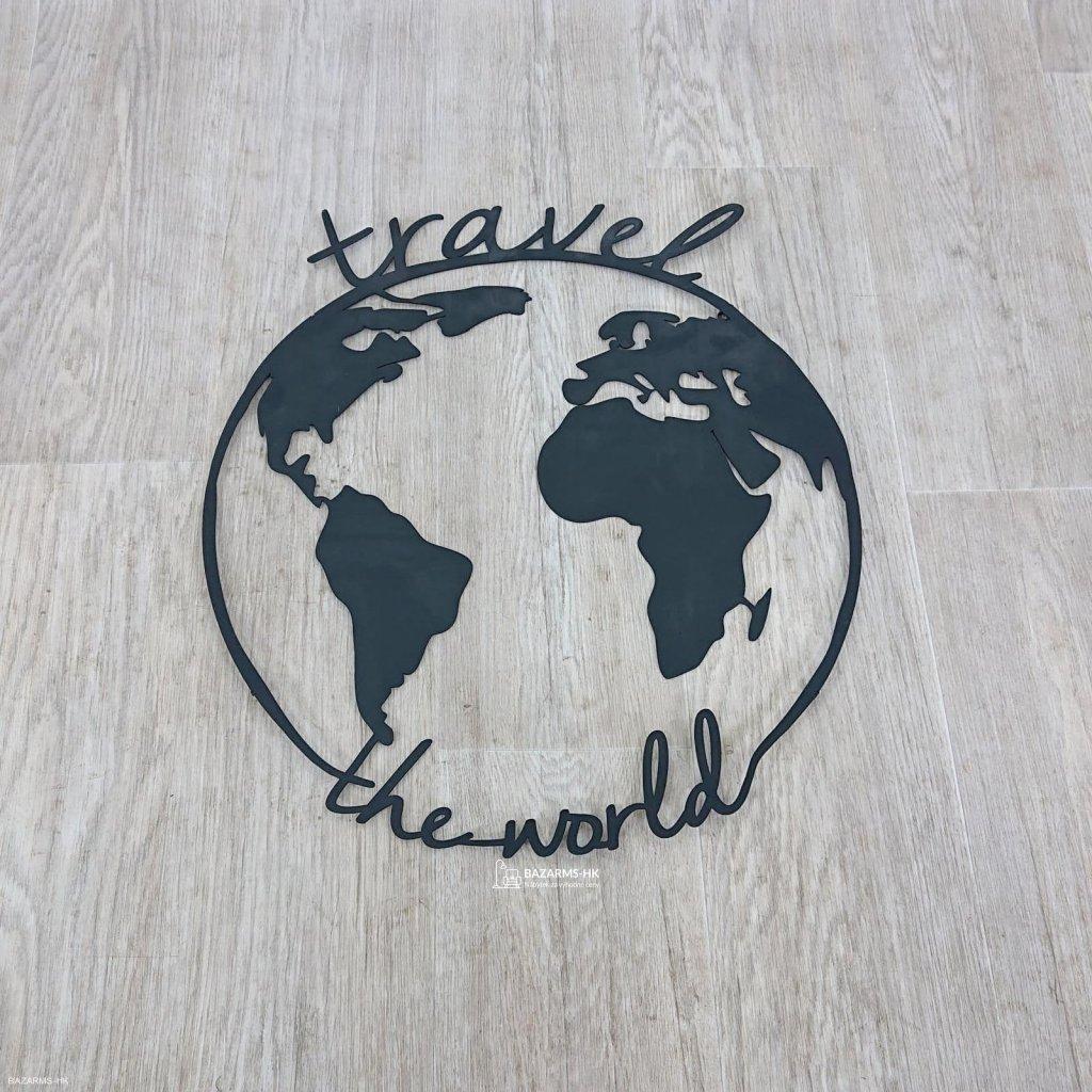 Nástěnná dekorace Travel The World
