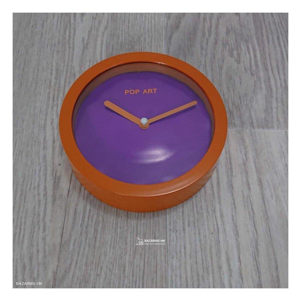 Nástěnné hodiny Pop Art Kare Design