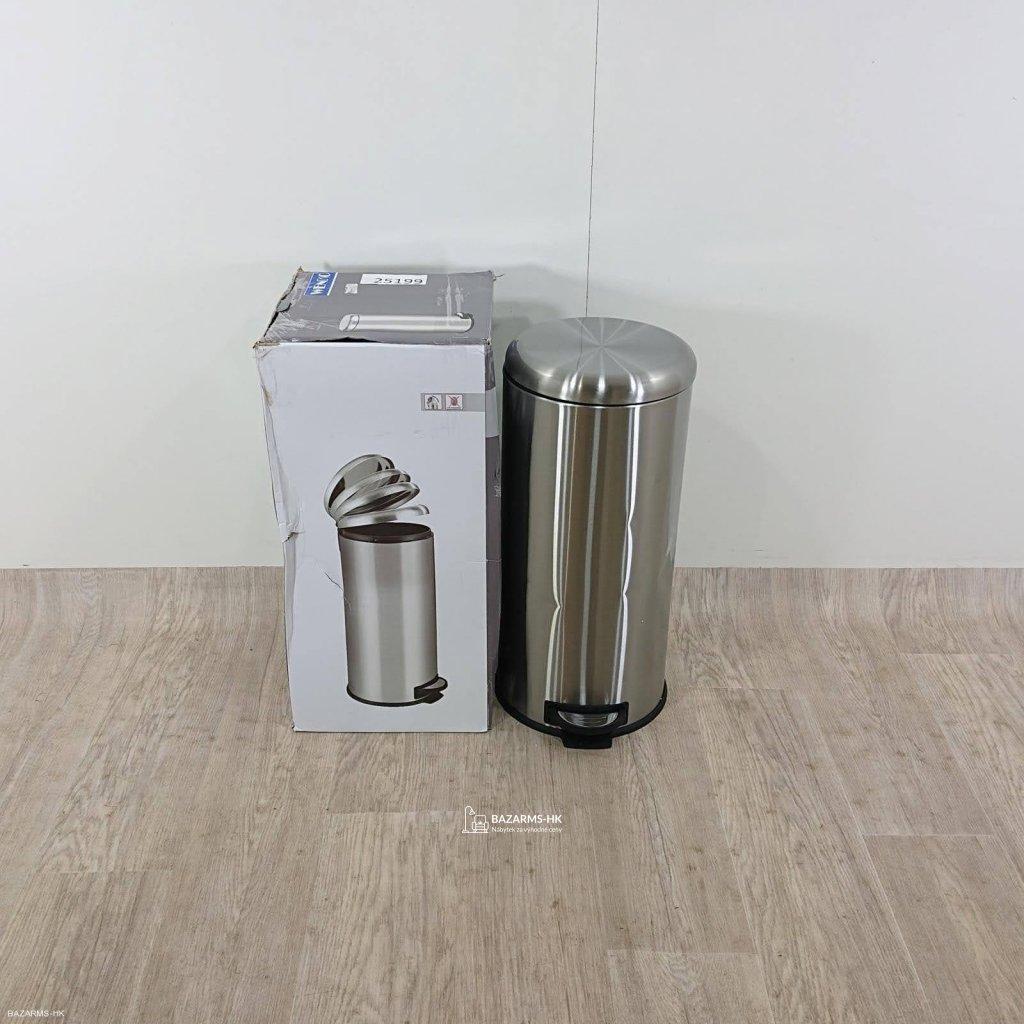 Nerezový odpadkový koš Wenko Bin