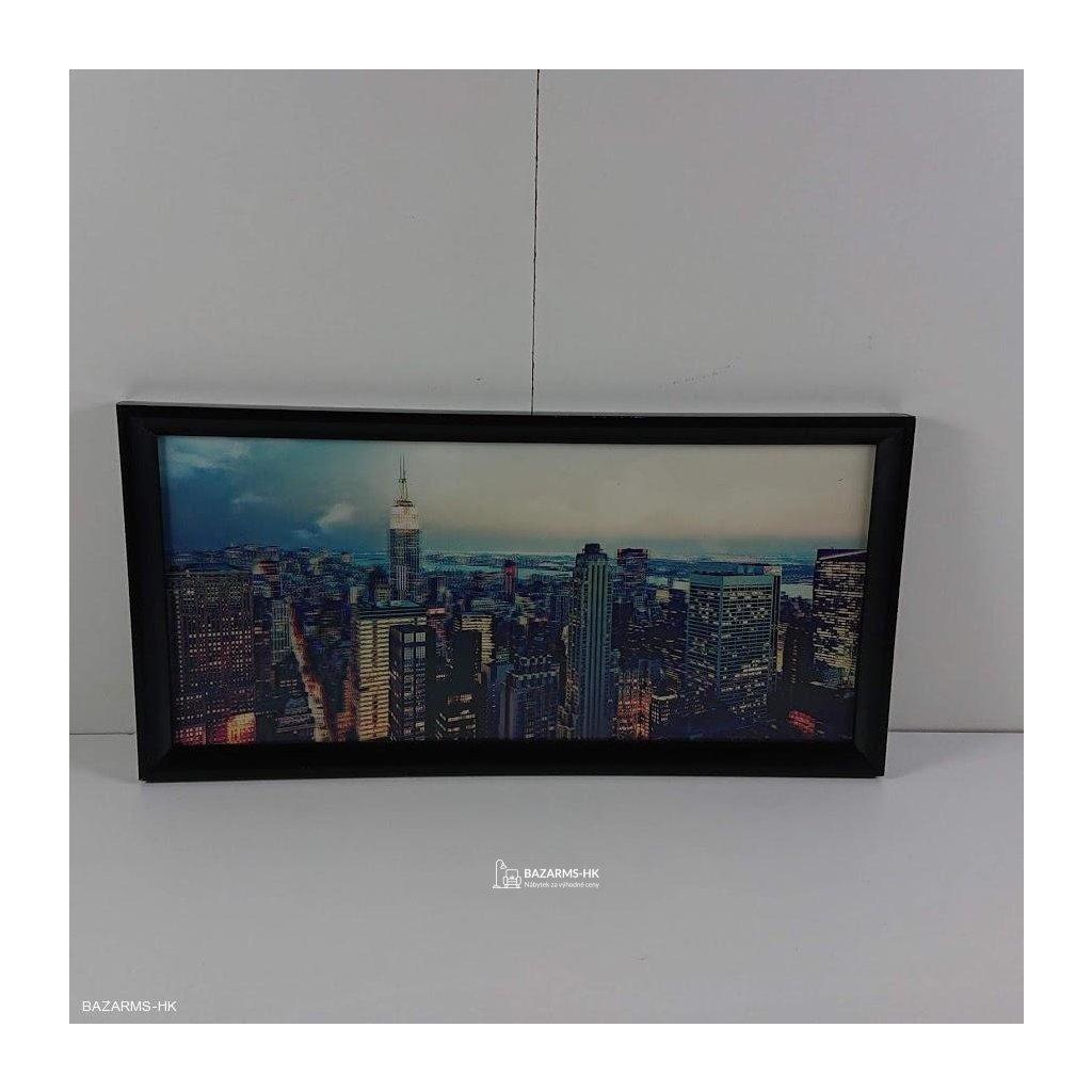 Obraz 3D NY Skyline Kare Design