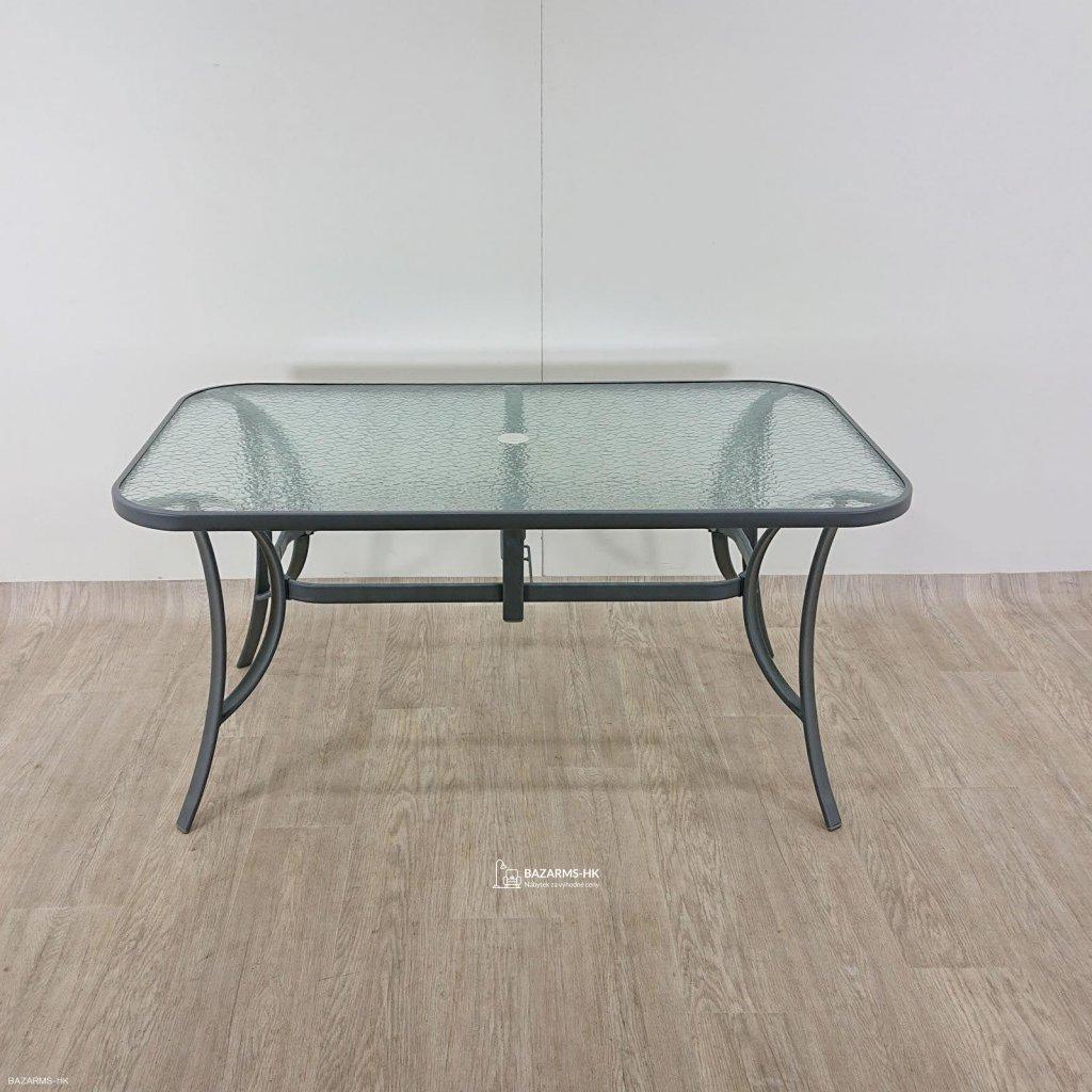 Ocelový zahradní stůl STANDARD XL