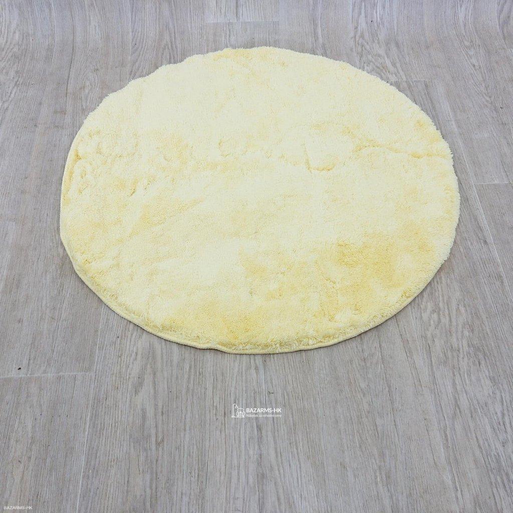 Žlutý koberec Milano