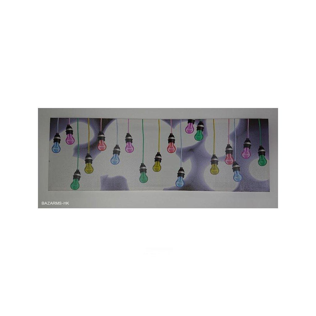 Obraz Bulb LED 30x90cm Kare Design