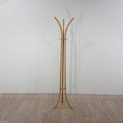 Bambusový věšák Compactor Coat & Hat Bam