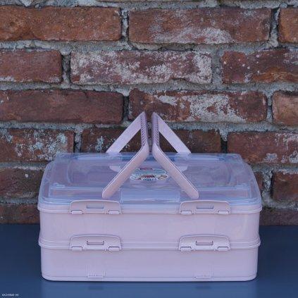 BANQUET Party box s držadly CULINARIA