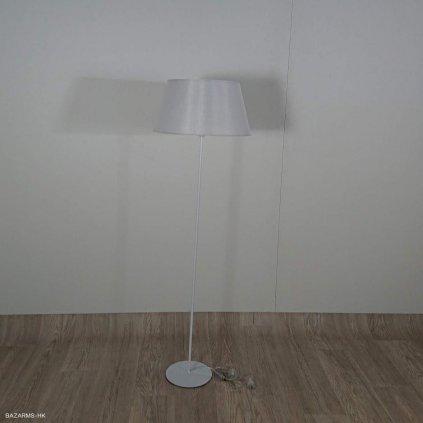 Bílá stojací lampa Sotto Luce Mika