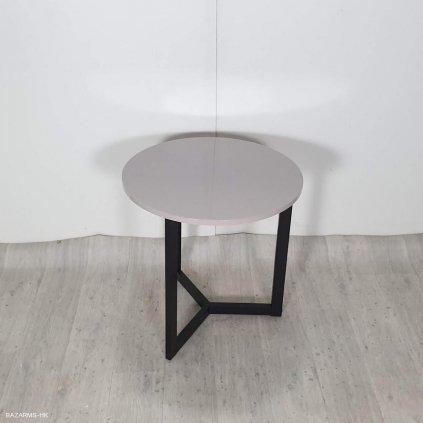 Černý odkládací stolek Safavieh Alyssa