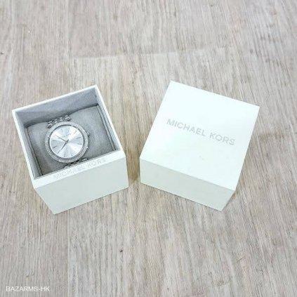 Dámské hodinky stříbrné barvy Michael Ko