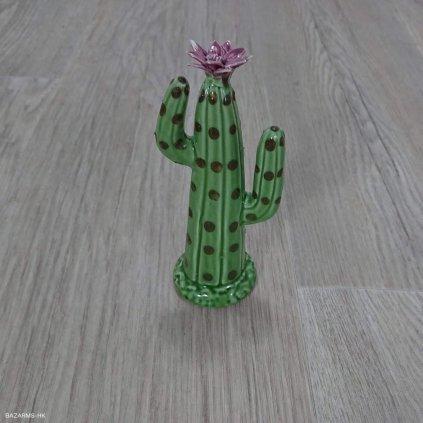 Dekorativní kaktus Flower Two Kare Desig