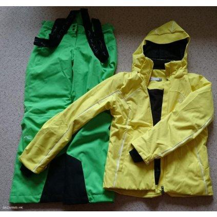 Dětské lyžařské oblečení Kjus