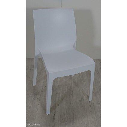 Jídelní židle Bologna Bianco