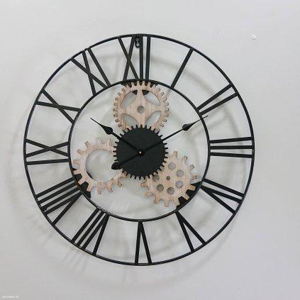 Nástěnné hodiny Mauro Ferretti Ingranagg