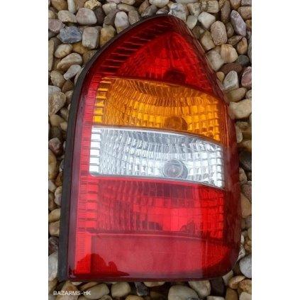 Pravé zadní světlo Opel Zafira A
