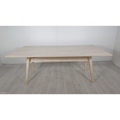 Ručně vyráběný jídelní stůl Kiteen Notte