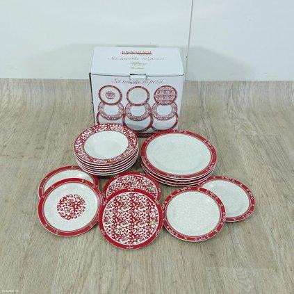 Set nádobí Brandani Abbracci
