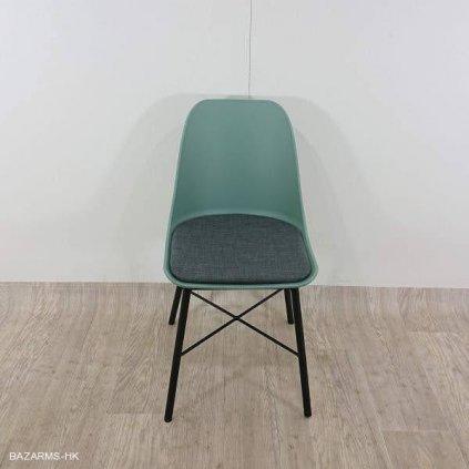 Zelená jídelní židle Unique Furniture Wh