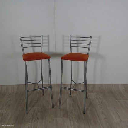 Barová židle Kovobel