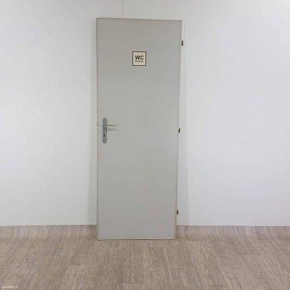 Interiérové dveře 70 levé