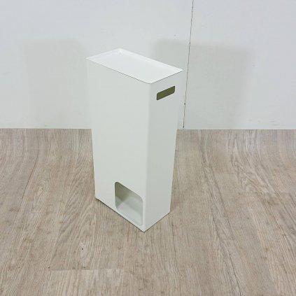 Bílý zásobník na toaletní papír YAMAZAKI Rin Stocker