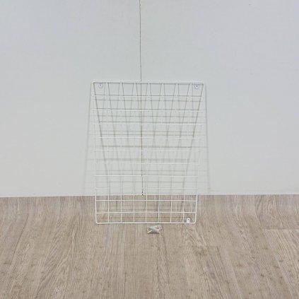 Bílá kovová nástěnka Reminder, 50 x 70 cm
