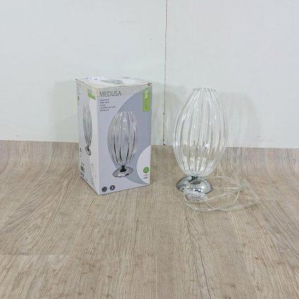 Bílá stolní lampa SULION Medusa
