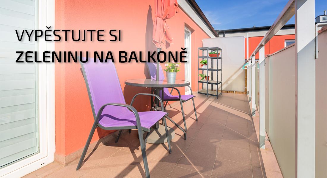 Co to je jedlý balkon a proč se vyplatí si jej vytvořit