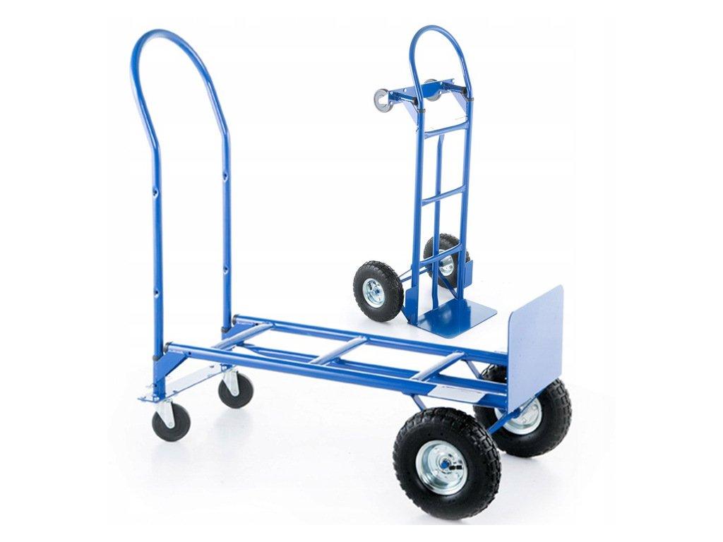 2222 1 skladovy prepravni vozik rudl 2v1 250 kg