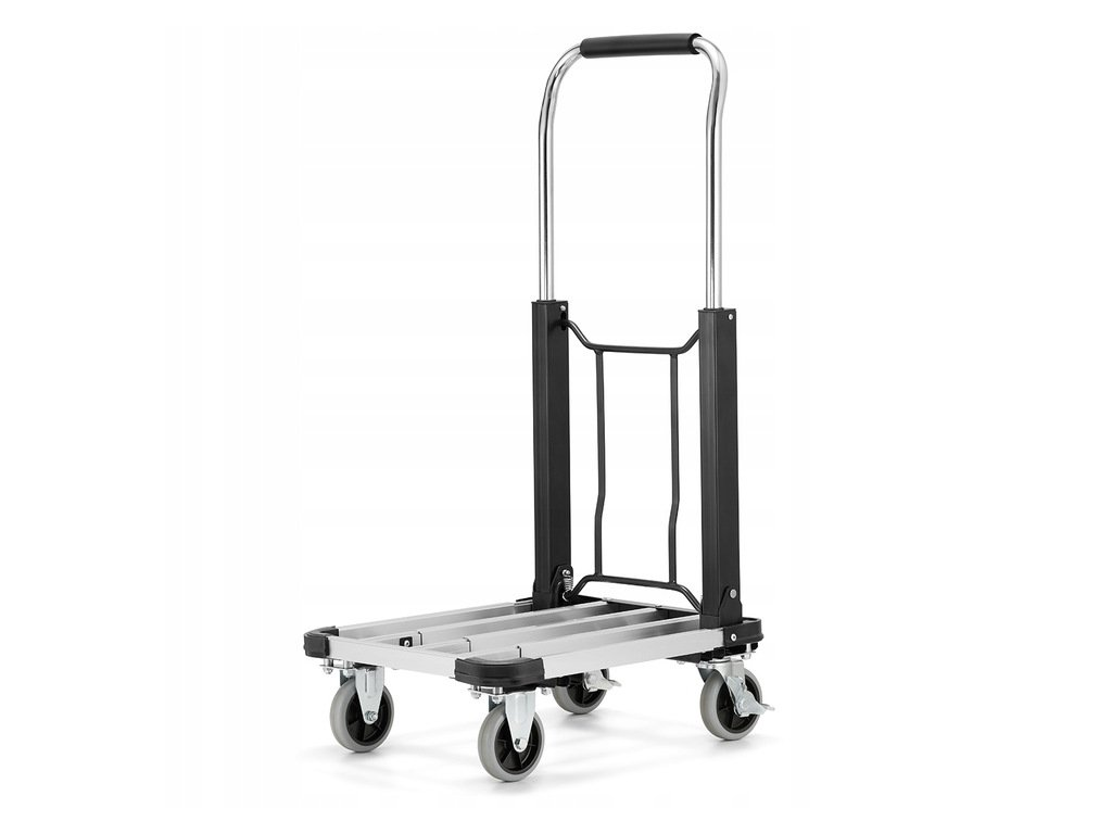 Hliníkový skládací přepravní vozík  150 kg
