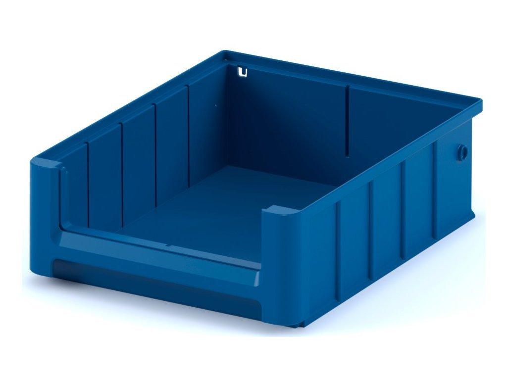 4553 7 plastovy skladovaci box do regalu 30 x 23 4 x 9 cm