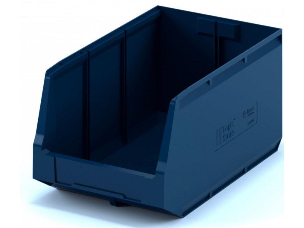 4601 5 plastovy skladovaci box do regalu 50 x 30 x 25 cm