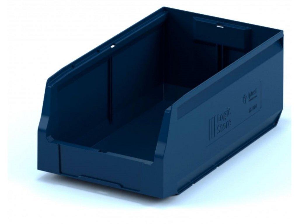 4607 6 plastovy skladovaci box do regalu 40 x 22 5 x 15 cm