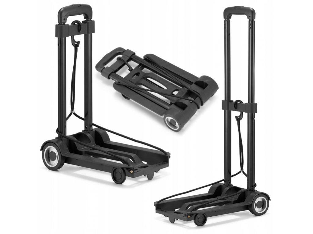 9427 8 nakupni vozik skladaci 40 kg