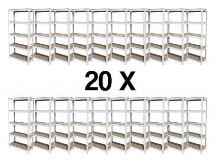 20 WHITE