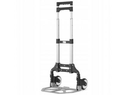3134 hlinikovy skladaci prepravni vozik rudl 70 kg