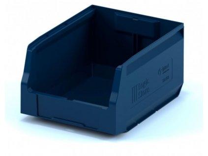 4604 6 plastovy skladovaci box do regalu 30 x 22 5 x 15 cm