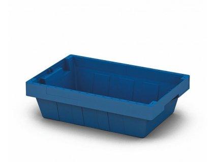 4637 1 plastovy prepravni box 49 x 33 x 14 cm