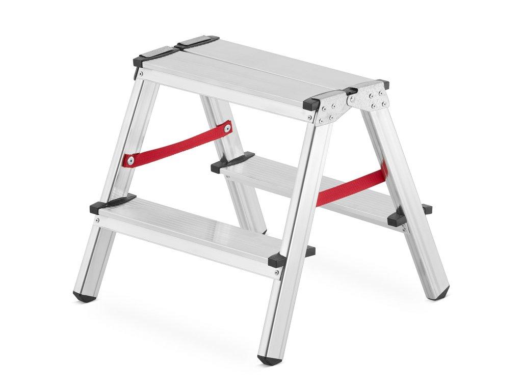 Obojstranný rebrík 2x2
