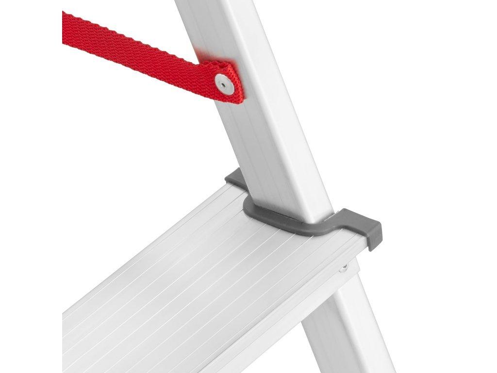 PROFI obojstranné schodíky, štafle 5x2 stupňa, pracovná výška 3,1m